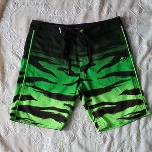 💣 Fox swimming trunks!